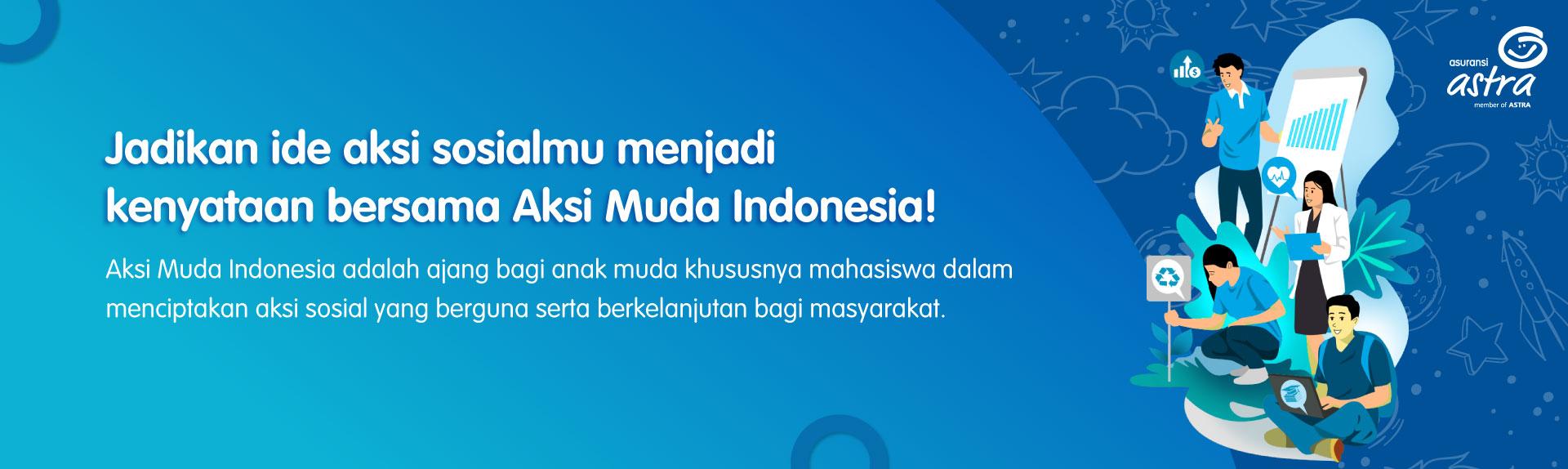 Aksi Muda Indonesia Asuransi Astra