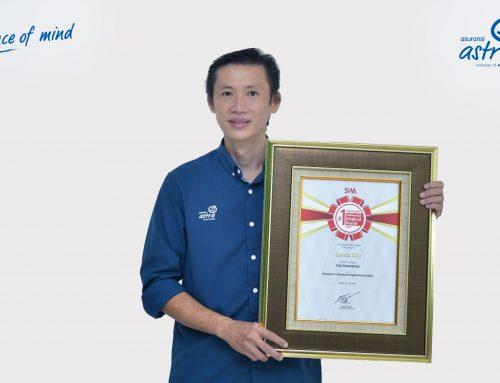 Konsisten Tunjukkan Kinerja Terbaik, Asuransi Astra Raih Indonesia Original Brands Award Tujuh Kali Berturut-turut