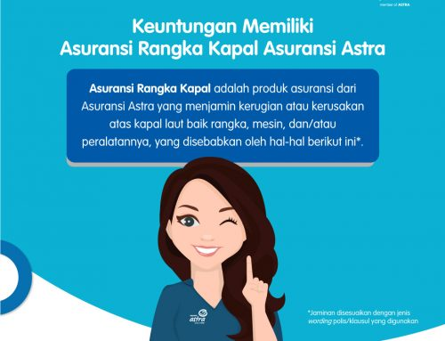 Infografis #POMinfo: Keuntungan Asuransi Rangka Kapal