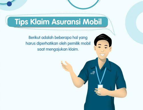 Infografis #POMinfo: Tips Klaim Asuransi Mobil