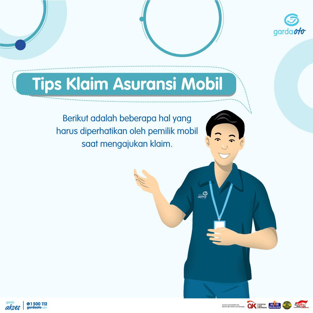 #POMinfo: Tips Klaim Asuransi Mobil