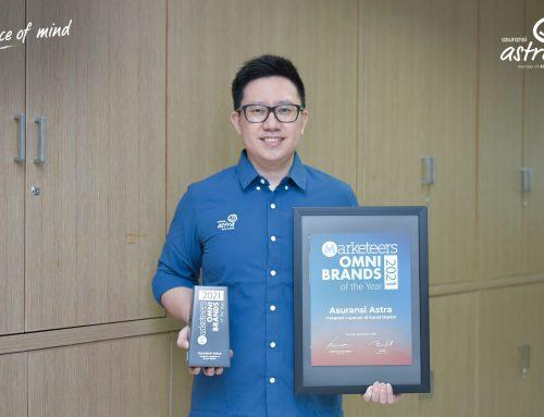 Asuransi Astra Kembali Meraih OMNI Brands of The Year atas Integrasi Layanan di Kanal Digital